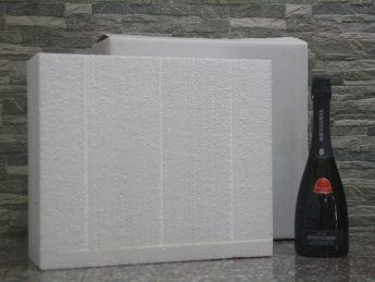 cantinetta speciale 3 fori + bottiglia
