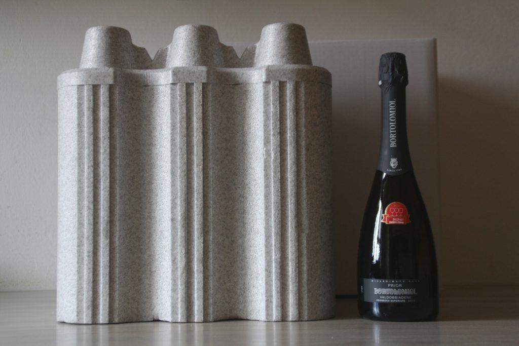 cantinetta speciale 6 fori + bottiglia