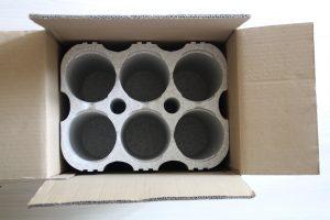 cantinetta speciale spumante + relativa scatola